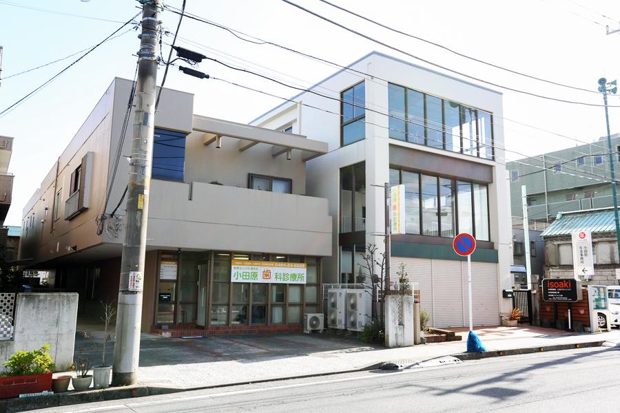 小田原歯科診療所の外観